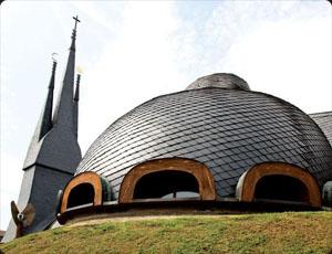 Új római katolikus templom